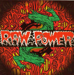 Raw Power - Reptile House