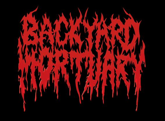Backyard Mortuary - Logo