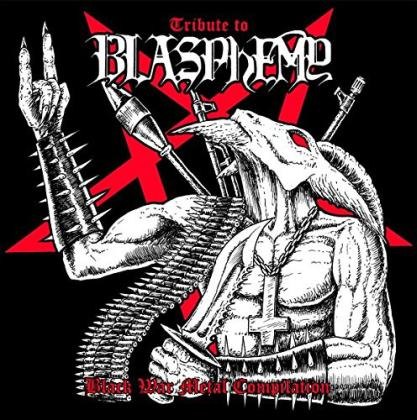 Impiety / Blasphemous Noise Torment / Blasphemophagher / The Satan's Scourge / Heathen/Lifecode / Perdition Temple - Tribute to Blasphemy