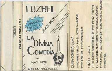 Luzbel / La Divina Comedia - La Divina Comedia / Luzbel