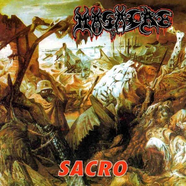 Masacre - Sacro - Encyclopaedia Metallum: The Metal Archives