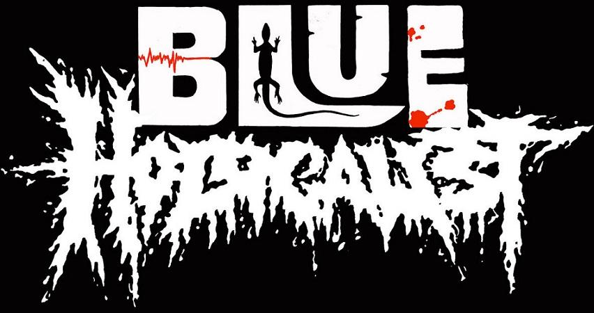 Blue Holocaust - Logo