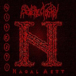 Severe Agony - Hagal Aett