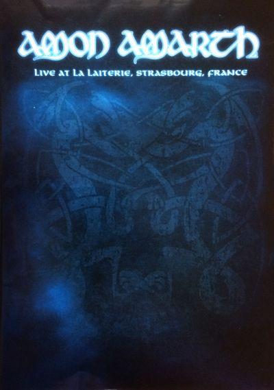 Amon Amarth - Live at La Laiterie
