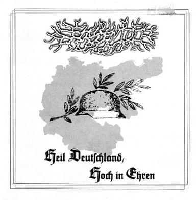 Flammentod - Heil Deutschland, hoch in Ehren