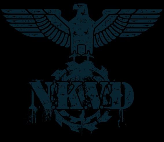 N.K.V.D. - Logo