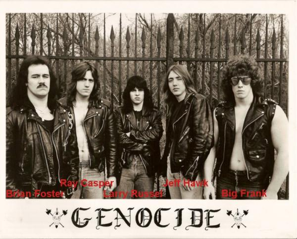 Genocide - Photo
