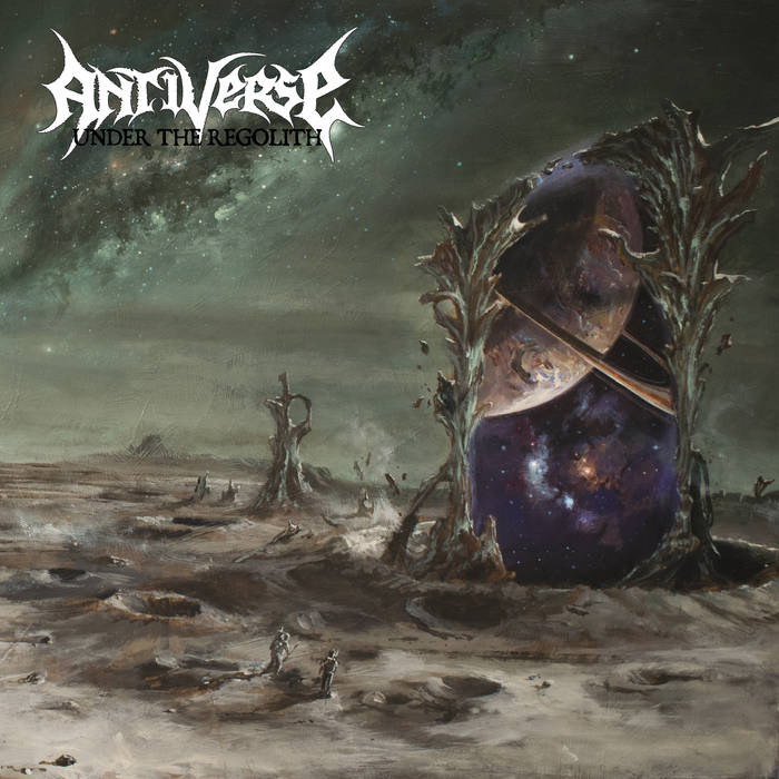 Antiverse - Under the Regolith