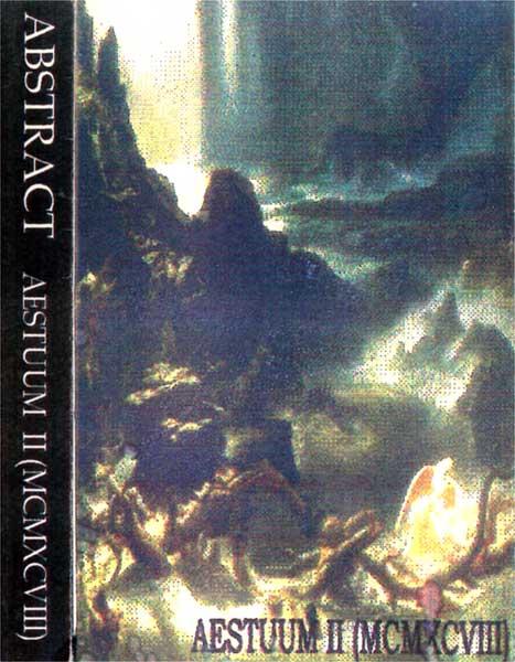 Abstract - Aestuum II (MCMXCVIII)