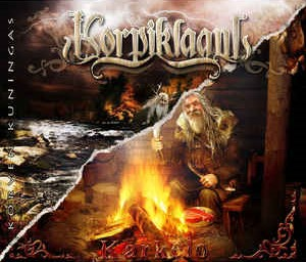 Korpiklaani - Karkelo / Korven kuningas