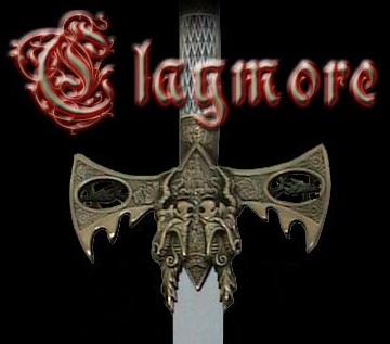 Claymore - Logo