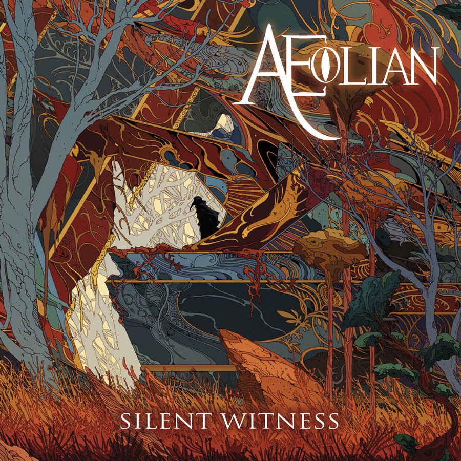 Æolian - Silent Witness