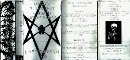 Magus - Lines That Formed Hexagrams