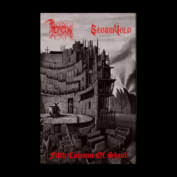 Throneum / Stormvold - Fifth Column of Sheol