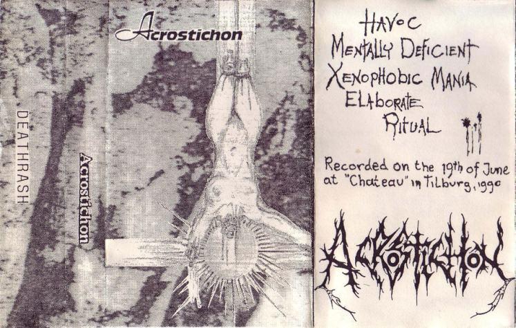 Acrostichon - Official Live
