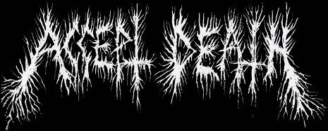 Accept Death - Logo