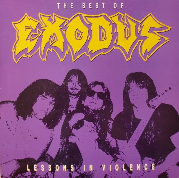 Exodus - Lessons in Violence