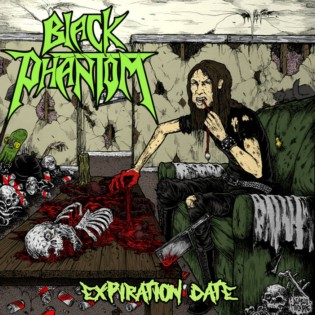 Black Phantom - Expiration Date