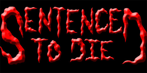 Sentenced to Die - Logo