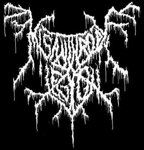 Misanthropy Legion - Logo