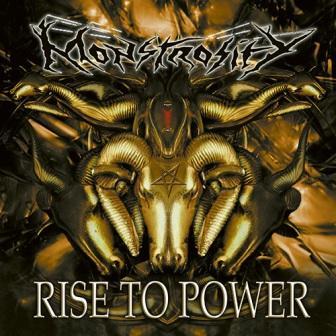 Monstrosity - Rise to Power