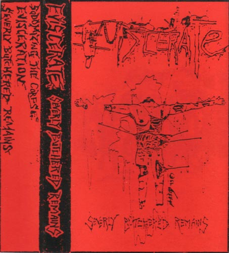 Eviscerate - Severely Butchered Remains