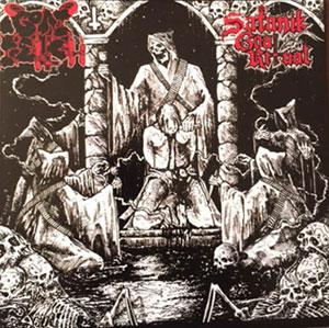Satanik Goat Ritual / Goat Felch - Satanik Goat Ritual / Goat Felch