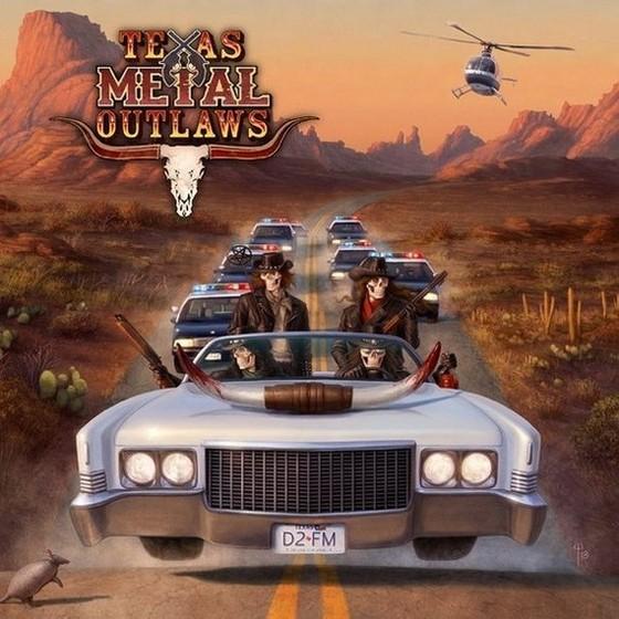 Texas Metal Outlaws - Texas Metal Outlaws