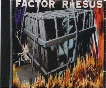 Factor Rhesus - Factor Rhesus