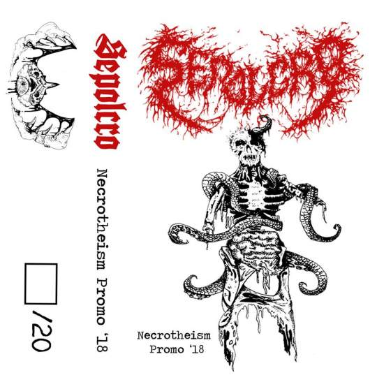 Sepolcro - Necrotheism Promo '18