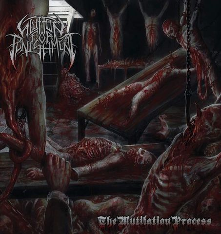Glutton for Punishment - The Mutilation Process