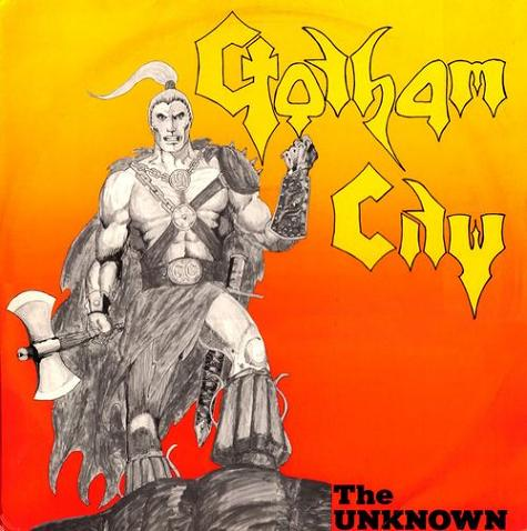Gotham City - The Unknown