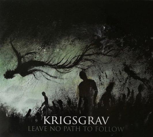 Krigsgrav - Leave No Path to Follow