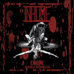 Inhume - Exhume: 25 Years of Decomposition