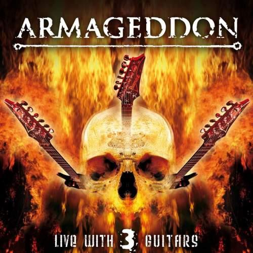 Armageddon - Live with 3 guitars