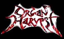 Organ Harvest - Logo