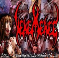 Vehemence - Metal Blade Demos