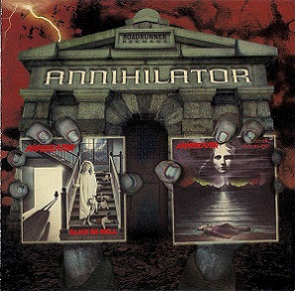 Annihilator - Alice In Hell / Never, Neverland