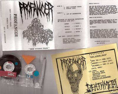 Profancer - Rest Without Peace