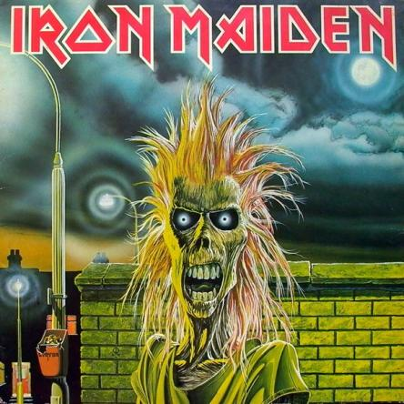 Iron Maiden cover (Click to see larger picture)