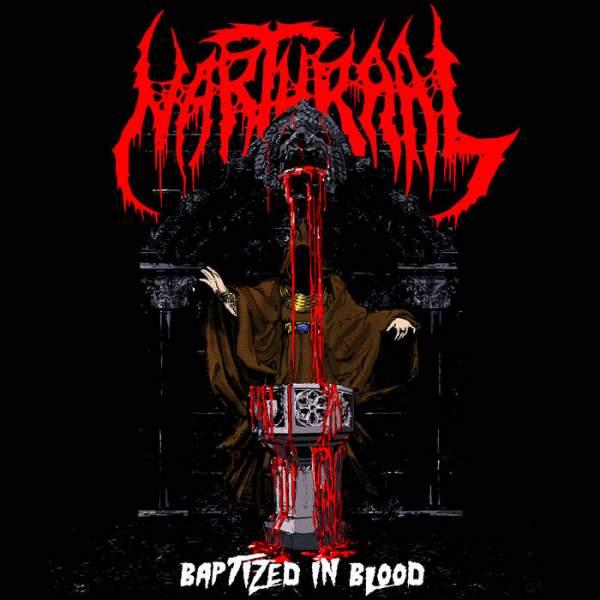 Narthraal - Baptized in Blood
