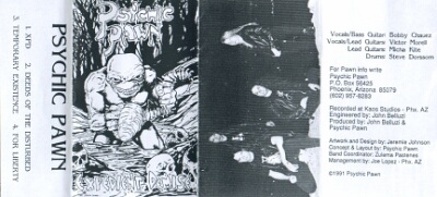 Psychic Pawn - Expedient Demise