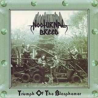 Nocturnal Breed - Triumph of the Blasphemer