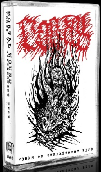 Mortal Wound - Forms of Unreasoning Fear