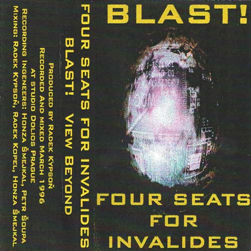 Four Seats for Invalides - Blast!