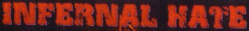 Infernal Hate - Logo