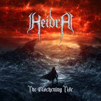 Heidra - The Blackening Tide
