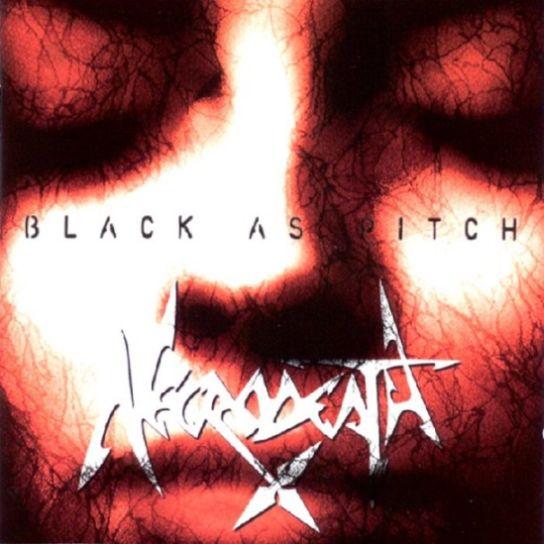 Necrodeath - Black as Pitch
