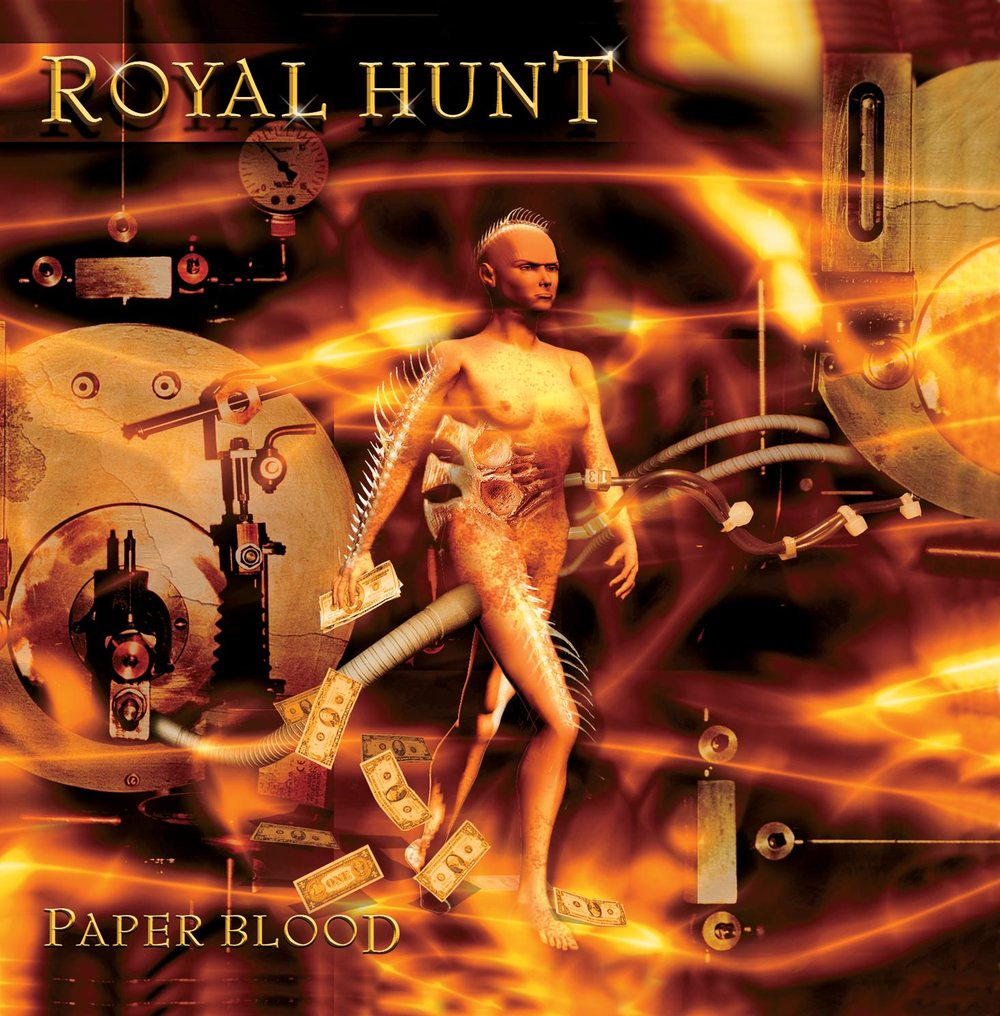 Royal Hunt — Paper Blood (2005)