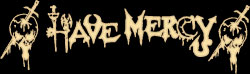 Have Mercy - Logo